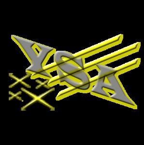 ワイエスエーのロゴ
